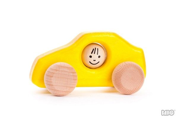 Bajo Limousine Wooden Car With Driver