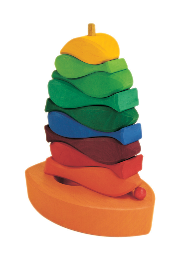 Gluckskafer 10 Piece Fish Stacker