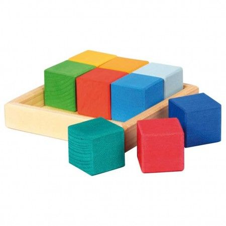 Gluckskafer Quadrat Cubes Construction Kit