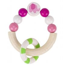 Heimess Elephant Half Round Touch Ring