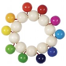 Heimess Rainbow Ball Touch Ring