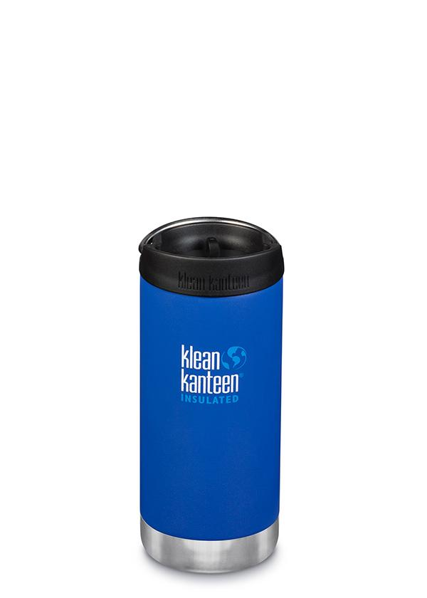 Klean Kanteen Insulated TKWide 12oz/355ml - Deep Surf