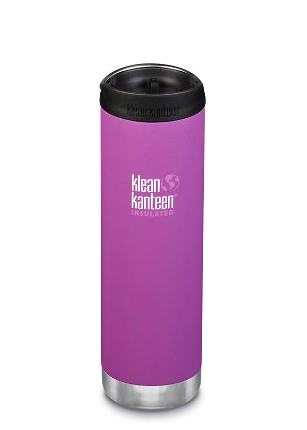 Klean Kanteen Insulated TKWide 20oz/591ml - Berry Bright