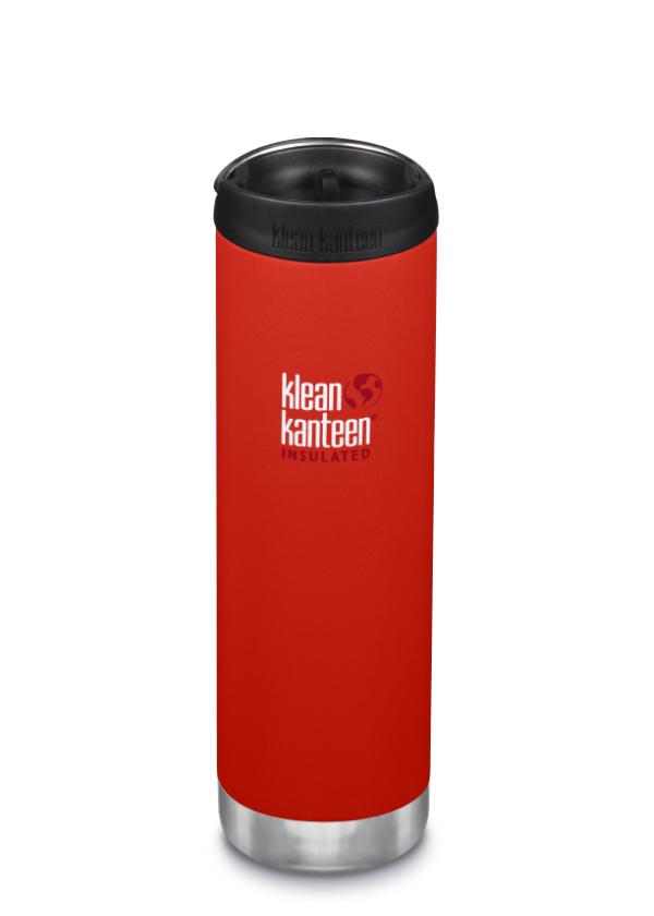 Klean Kanteen Insulated TKWide 20oz/591ml - Post Box Red