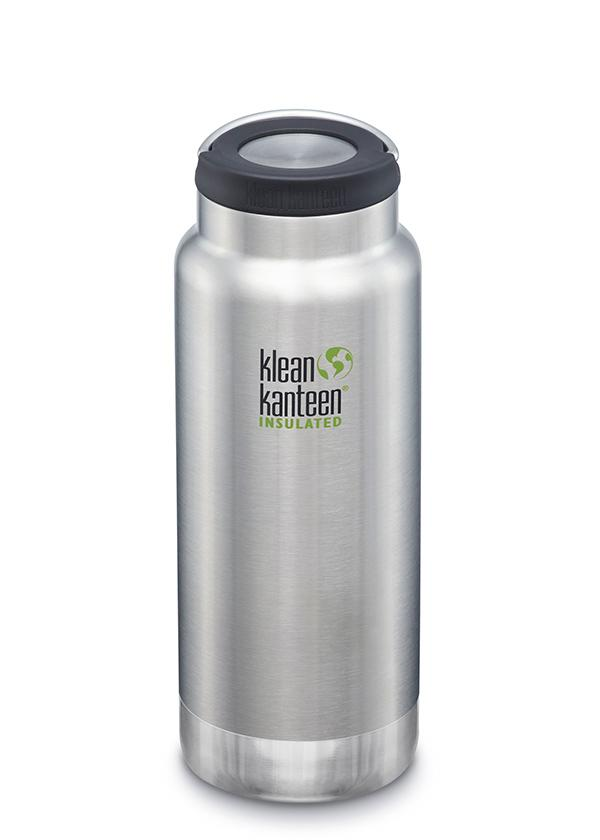 Klean Kanteen Insulated TKWide 32oz/946ml  - Brushed Stainless