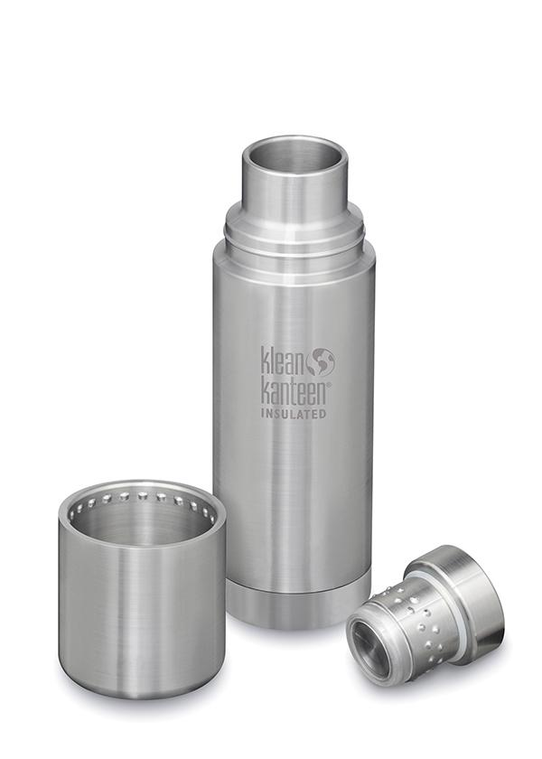 Klean Kanteen TK Pro 16.9oz/500ml - Brushed Stainless