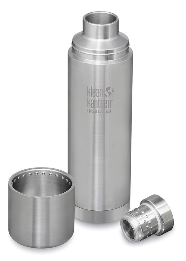 Klean Kanteen TK Pro - 33.8oz/1000ml - Brushed Stainless