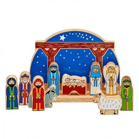 Lanka Kade Junior Starry Night Nativity Set