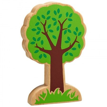 Lanka Kade Wooden Green Tree
