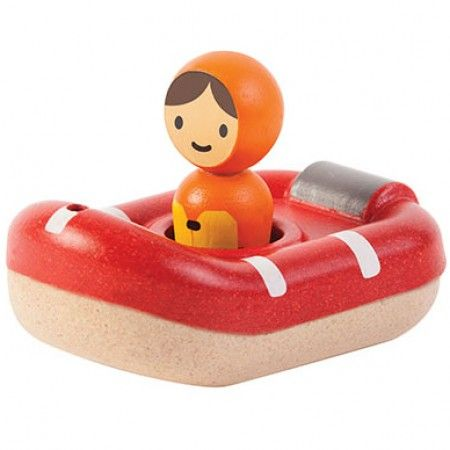 Plan Toys Coast Guard Bath Toy